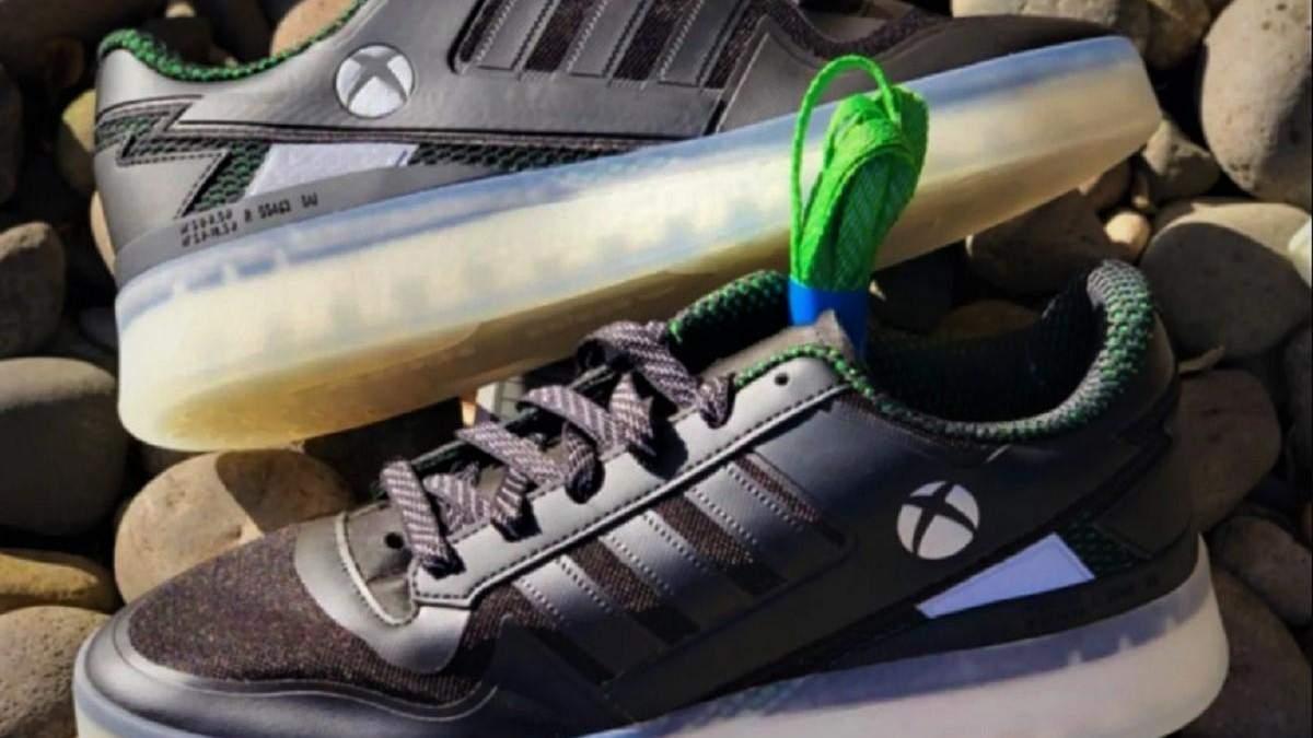 Adidas и Microsoft выпустят новые кроссовки в стиле Xbox