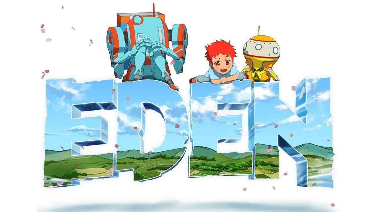 """Будущее с роботами, но без людей: Netflix выпустил новый трейлер аниме-сериала """"Эдем"""""""