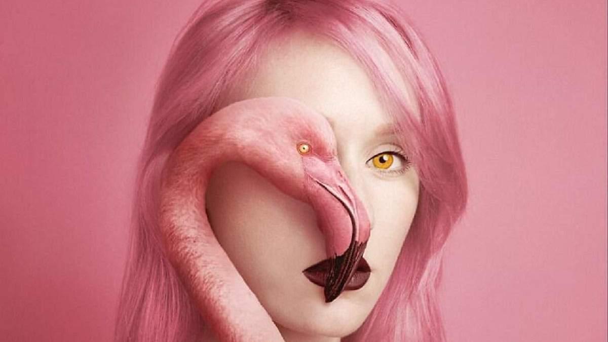 Автопортрети з очима тварин: неймовірна фотосесія від угорської художниці