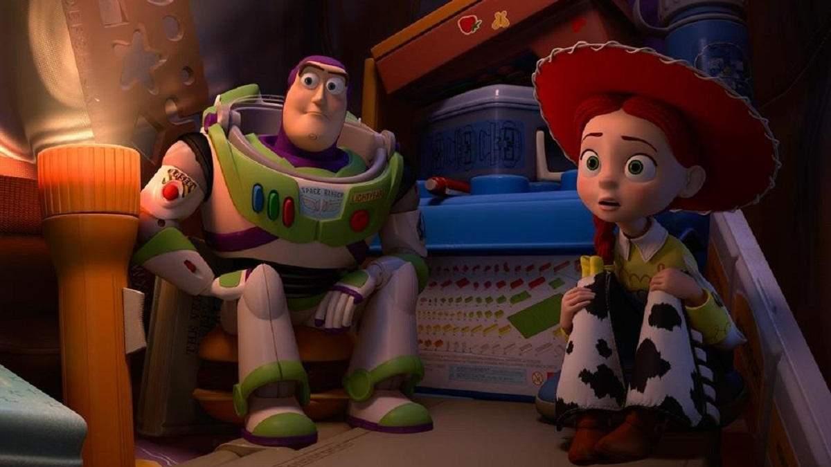 Базз Лайтер і Джессі