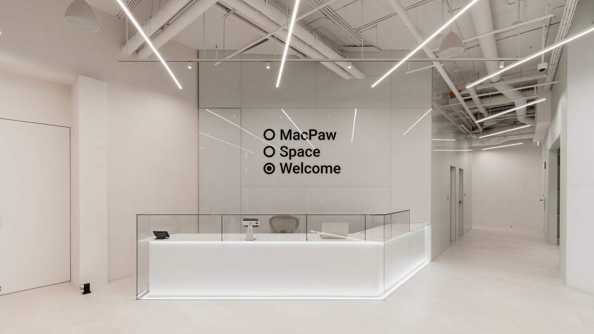 Музей Apple MacPaw Space в Киеве