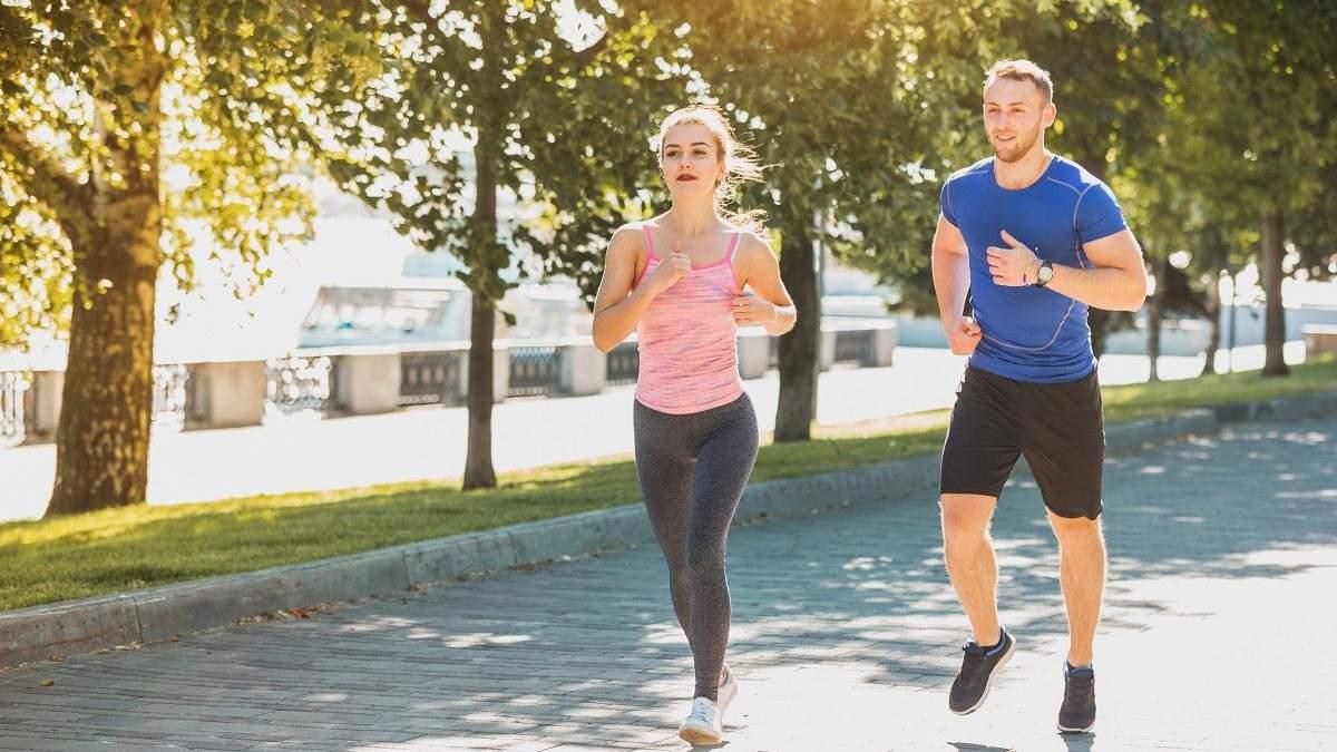 Безкоштовні бігові тренування у Львові