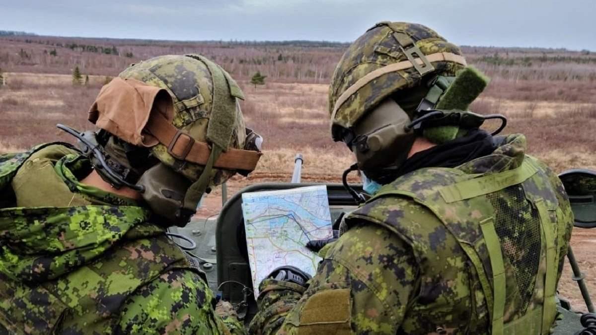 Канадские артиллеристы наелись кексов с марихуаной
