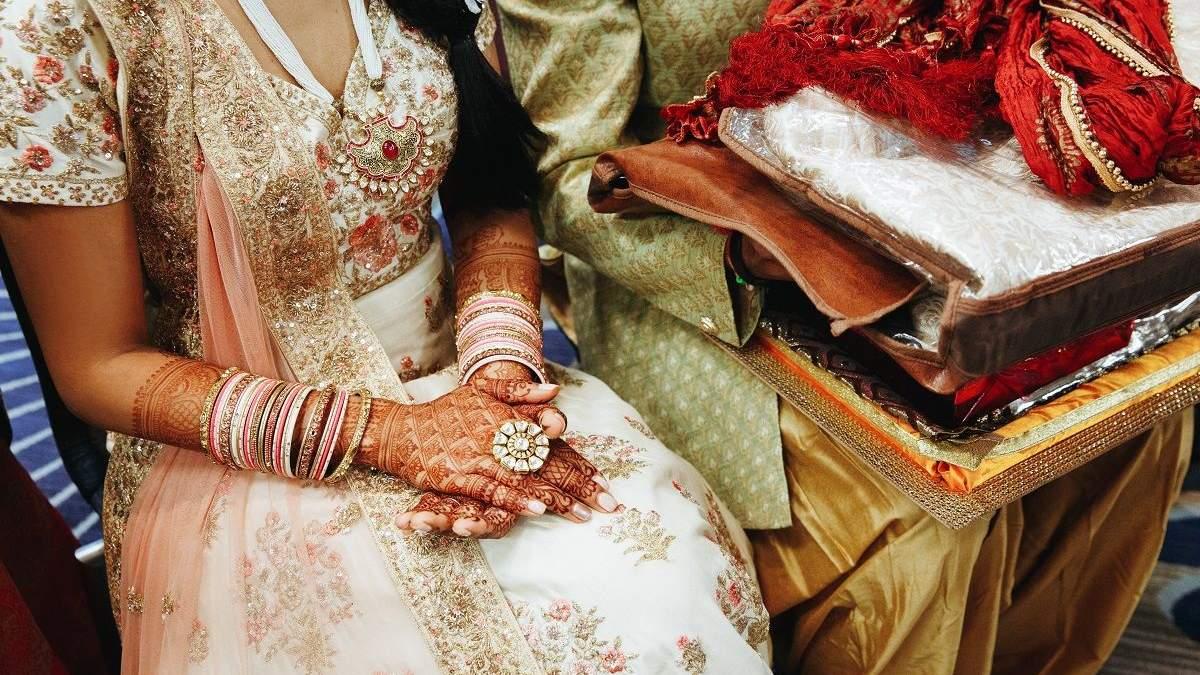 Індійська пара одружилася у літаку