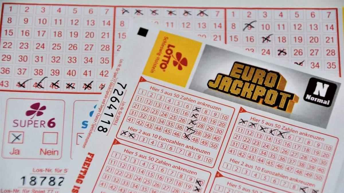 Цікаве дослідження: виграш у лотерею допоможе знайти більше друзів