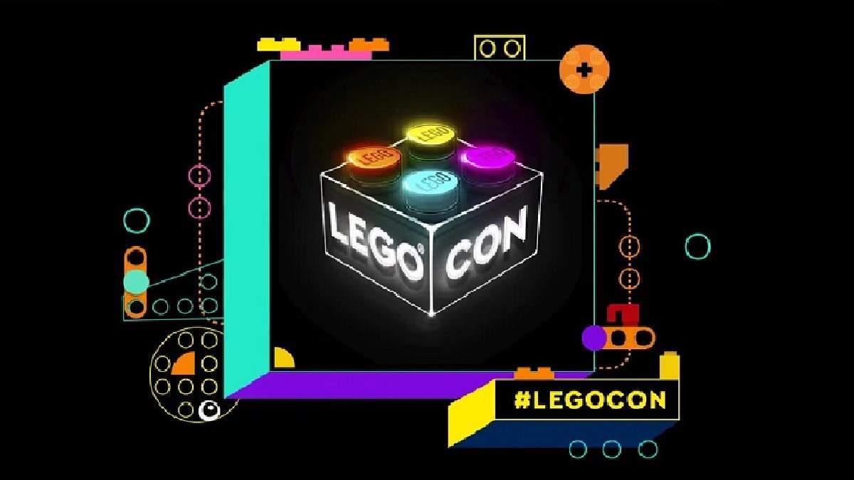 LEGOCON: перший в історії фестиваль LEGO, який пройде в онлайн-форматі