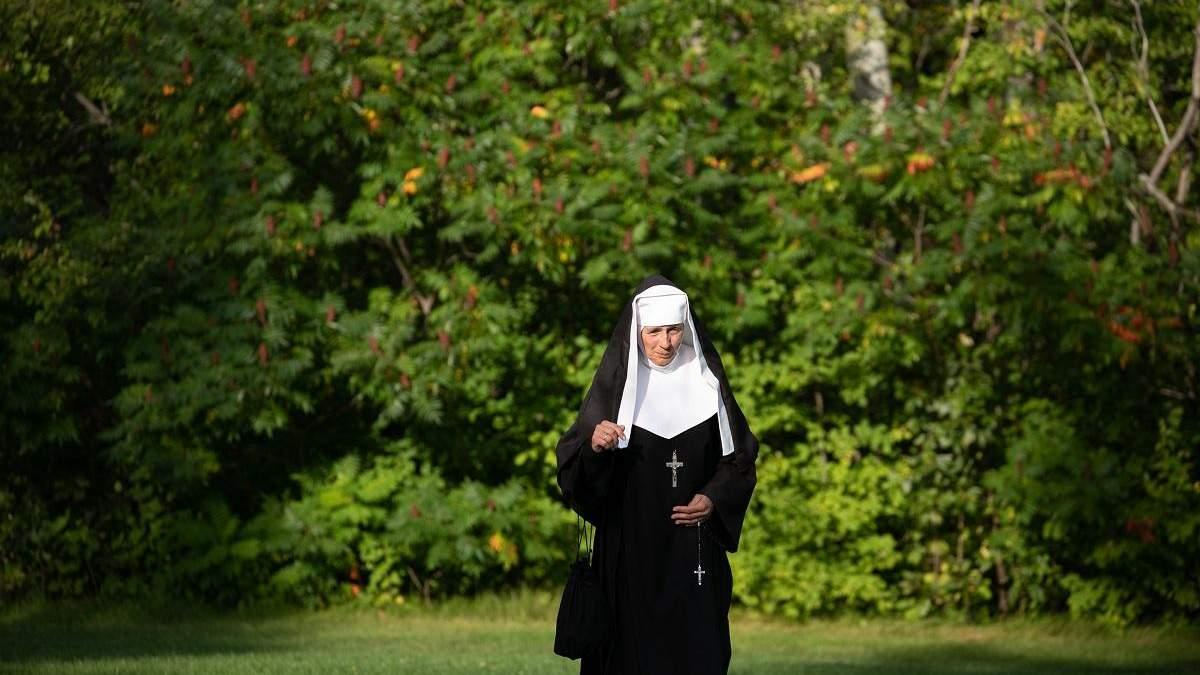 Монахиня присвоила 835 000 долларов