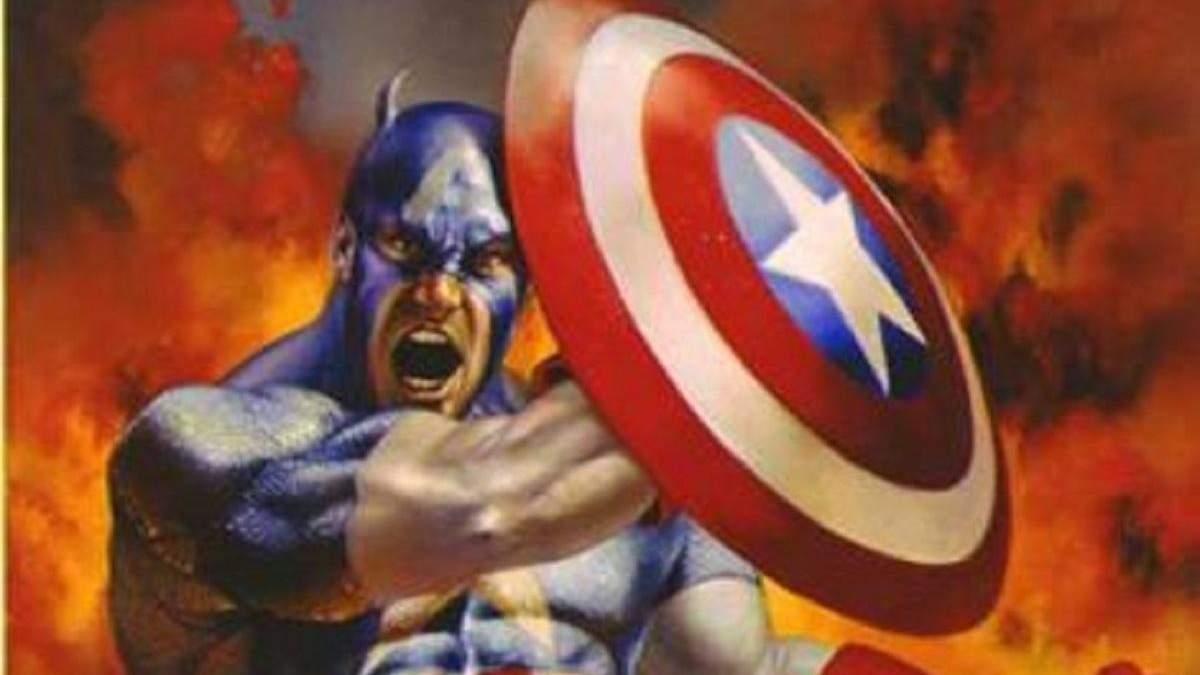 Способен отскакивать от стен и возвращаться в руки: фанат создал копию щита Капитана Америка