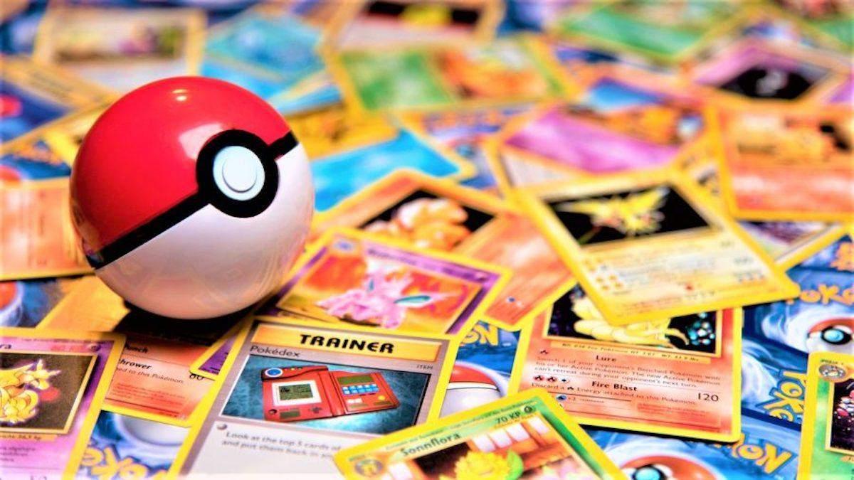 Картки з покемонами коштують тисячі фунтів стерлінгів