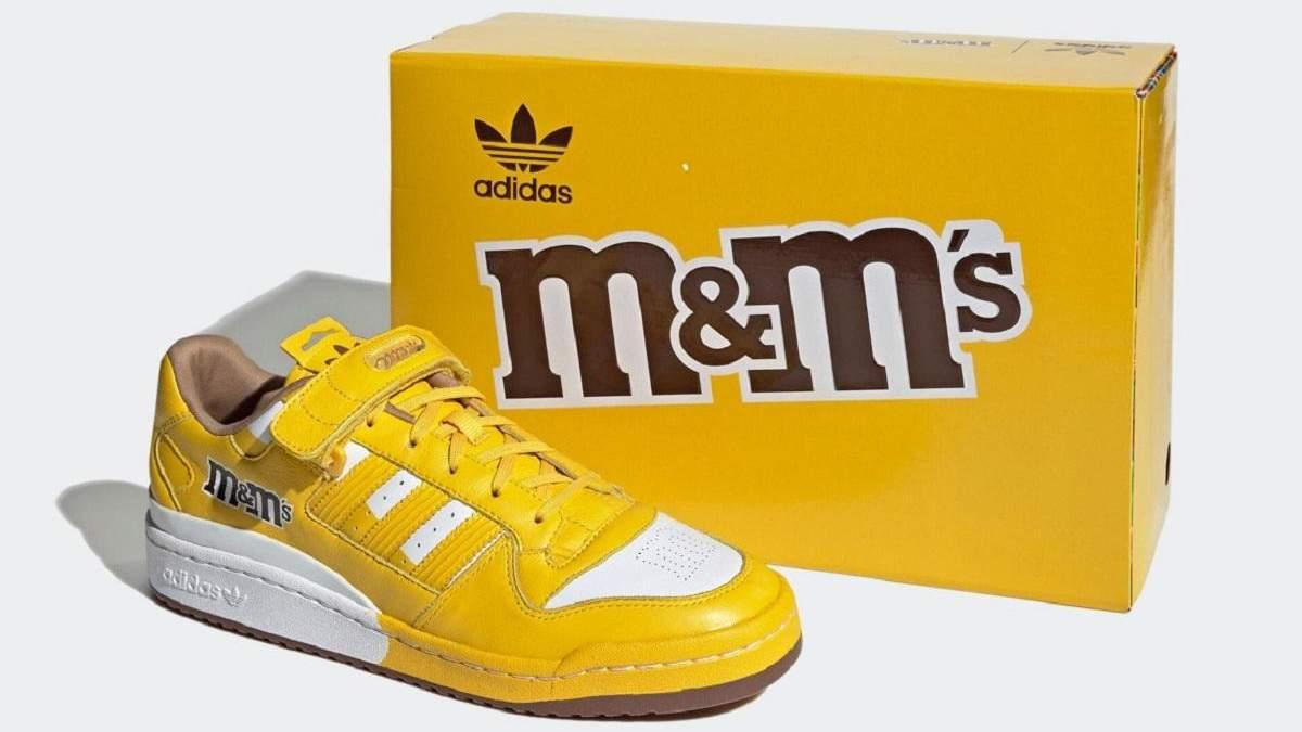 Adidas представил коллаборацию с M&M's: фото новой коллекции
