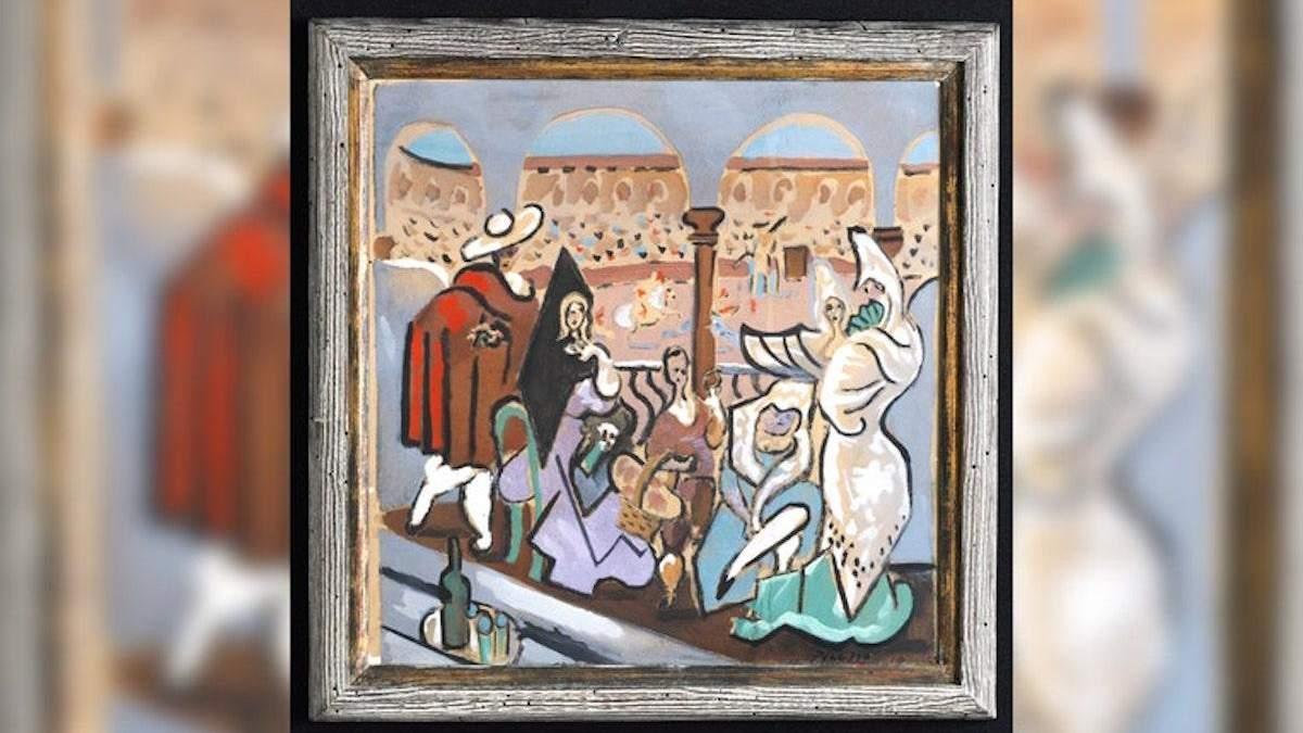 Le Tricorne, Пабло Пікассо