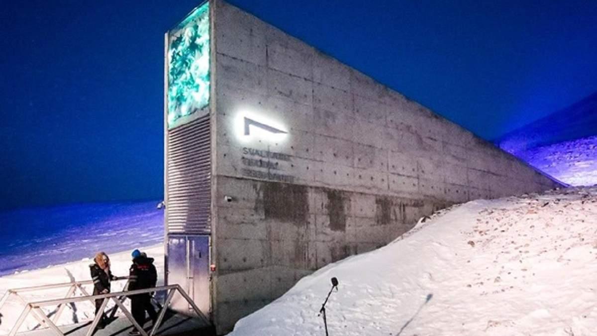 Для всей важной музыки: на Шпицбергене построят новое хранилище Судного дня
