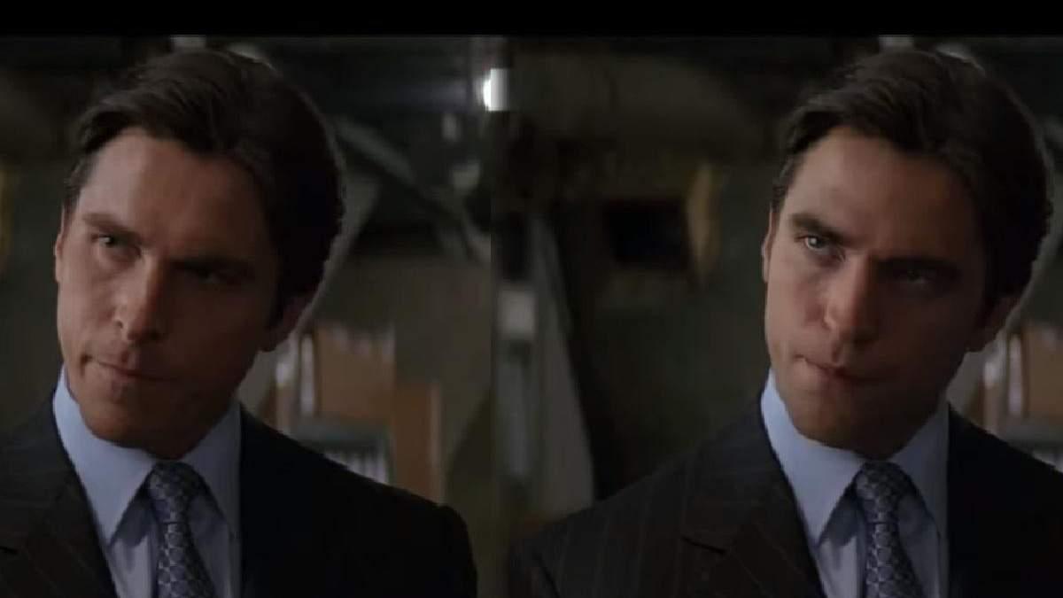 Завдяки DeepFake: Роберт Паттінсон став Бетменом у трилогії Нолана