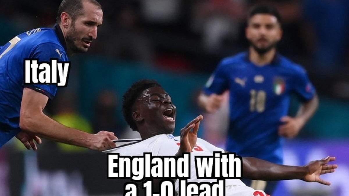 It's coming to Home: самые смешные шутки и мемы о финале Евро-2020