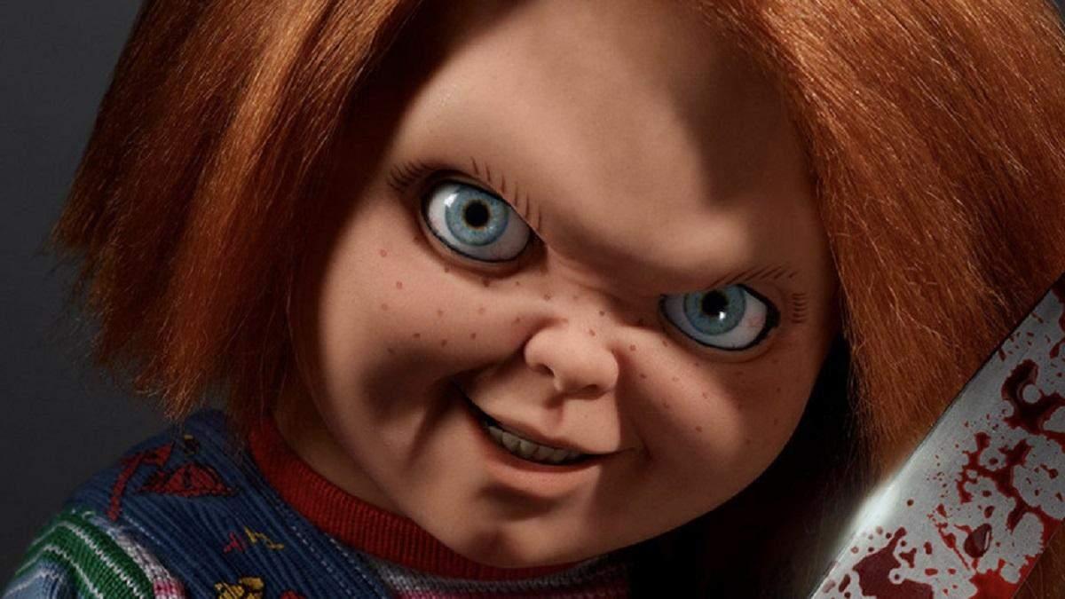 В сети показали первый тизер сериала о кукле-убийце Чаки: видео