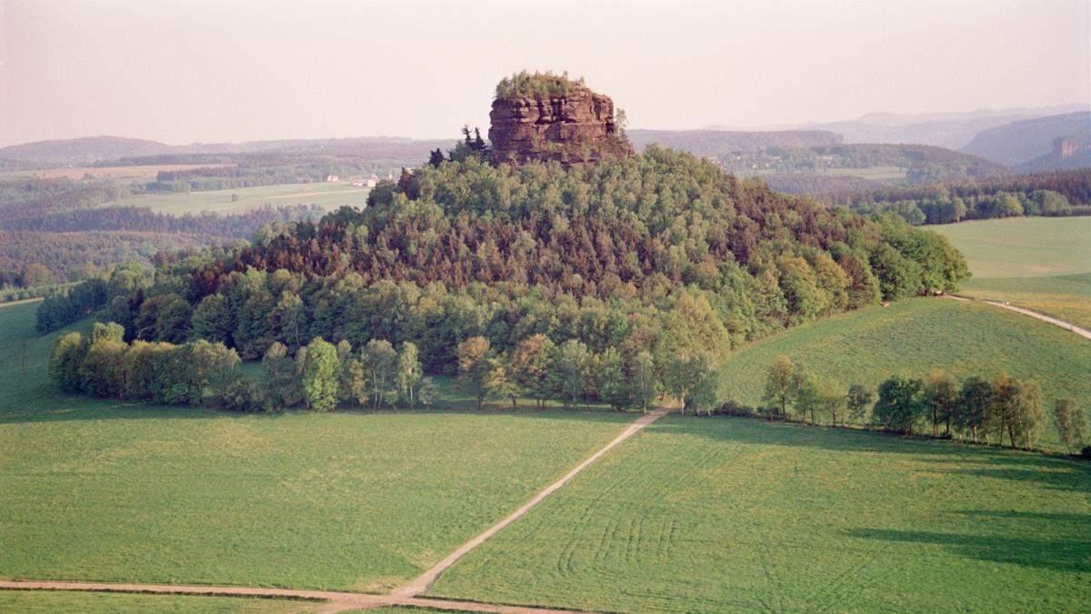 В Германии продают гору Циркельштайн