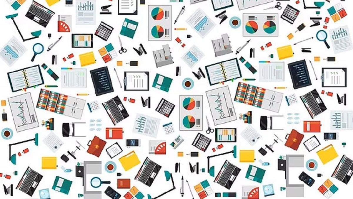 Головоломка тижня: загадка на офісну тематику – як швидко ви знайдете комп'ютерну мишу