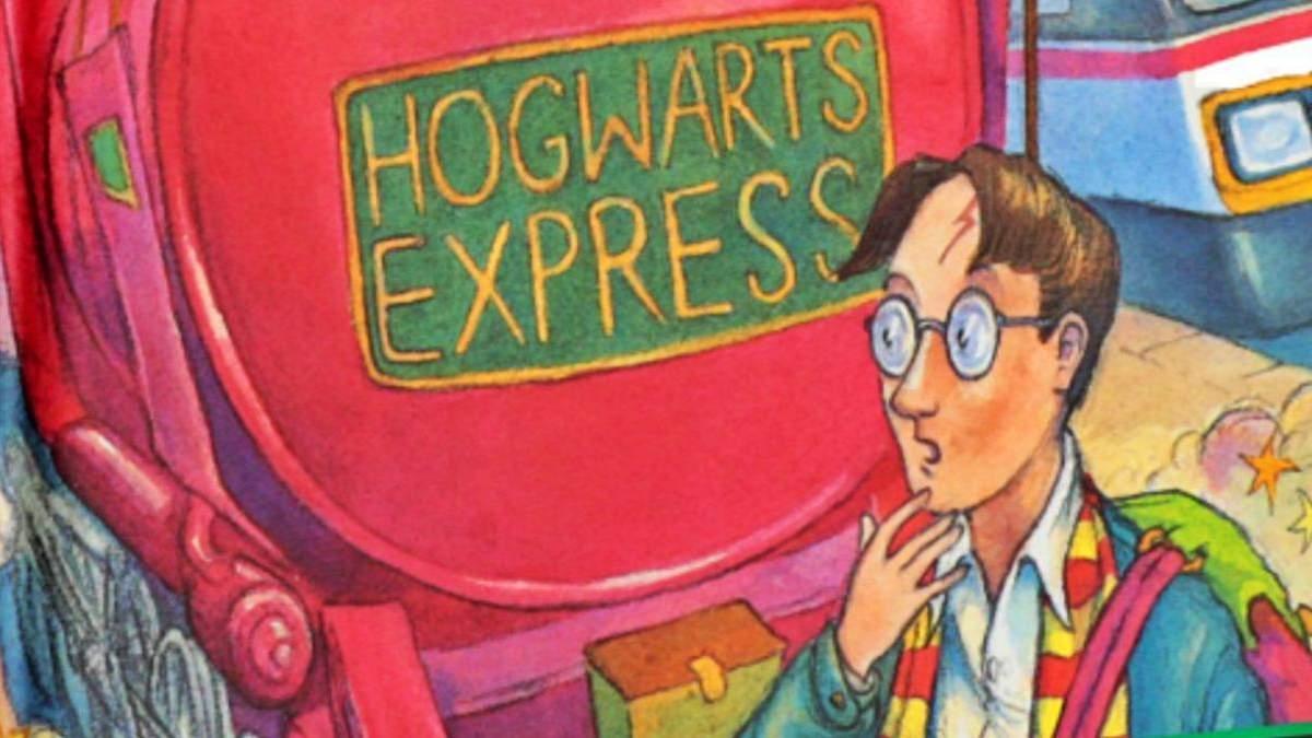 Перше видання Гаррі Поттер і філософський камінь