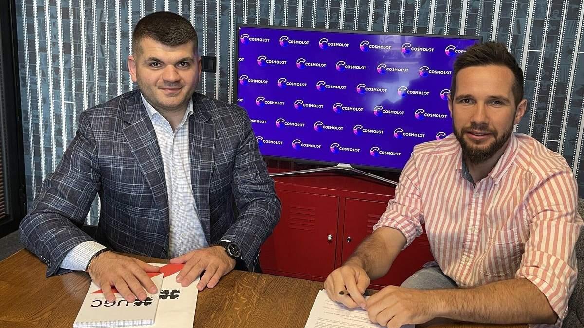 Первое легальное онлайн-казино Cosmolot присоединилось к Ukrainian Gambling Council