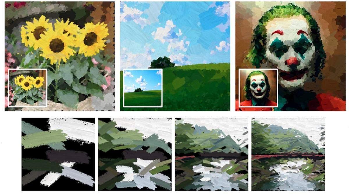 Представили сайт, який за мить перетворить ваші фотографії у неймовірні картини