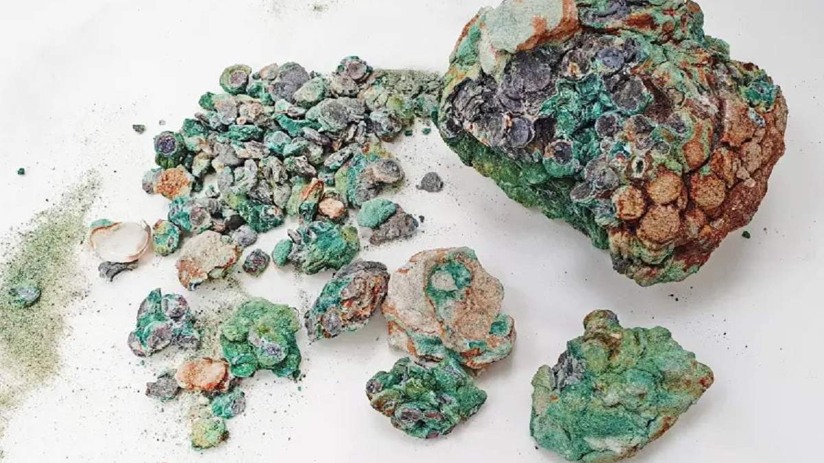 На израильском пляже нашли древние монеты: им более 1700 лет