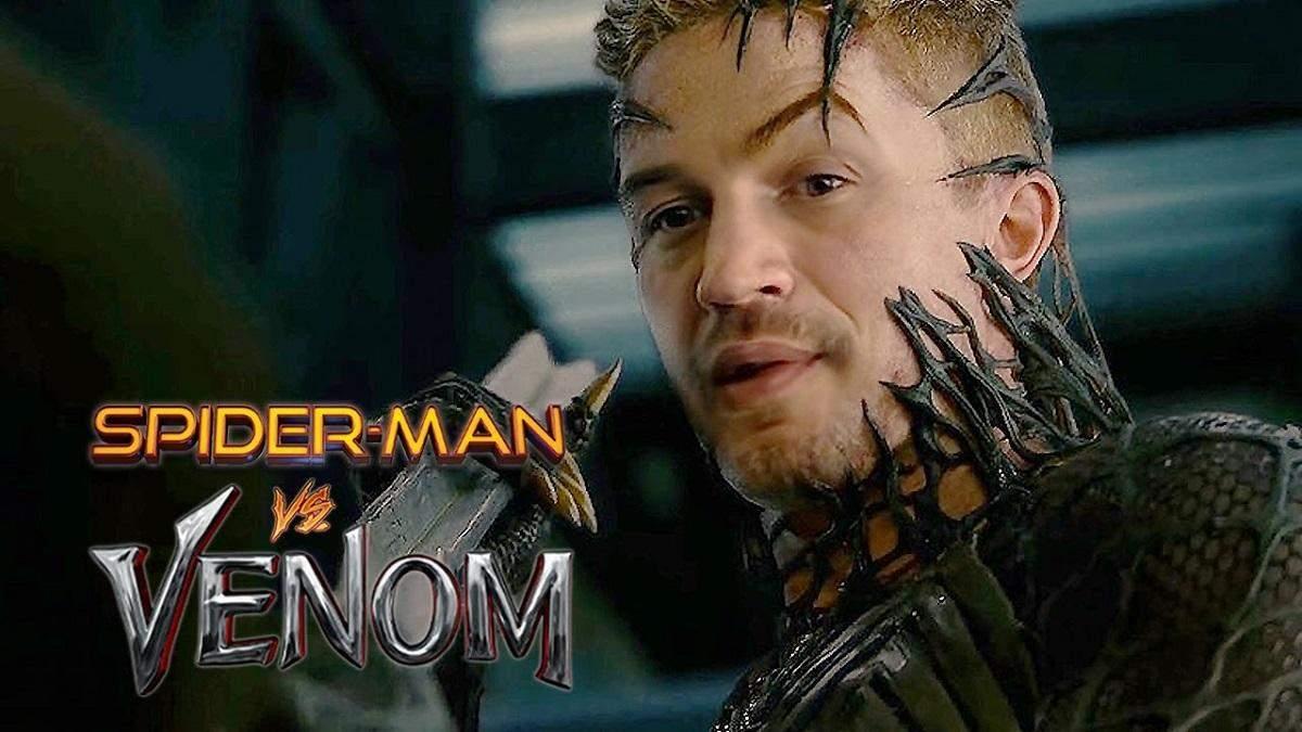 """За допомогою DeepFake: Том Гарді зіграв в третьому фільмі """"Людина-павук"""""""