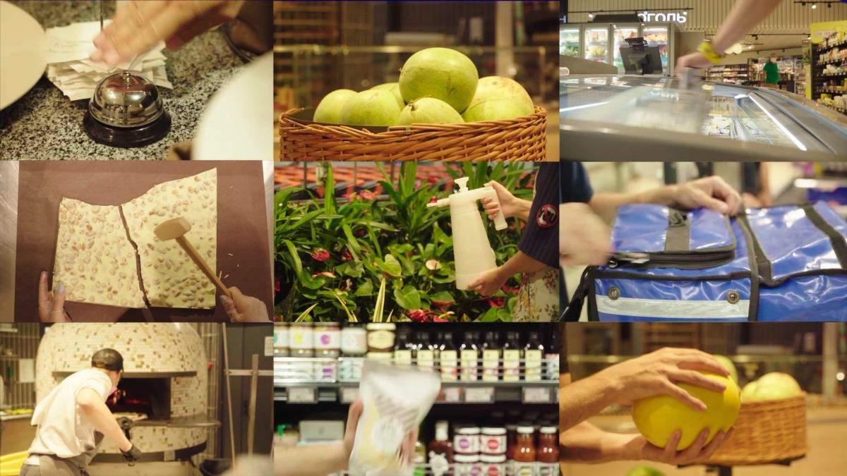"""Ко Дню Независимости: """"Червону руту"""" воссоздали звуками супермаркета – увлекательное видео - Украина новости - Развлечения"""