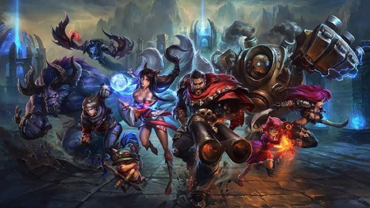 "За мотивами гри  League of Legends: представили тизер мультсеріалу ""Аркейн"""