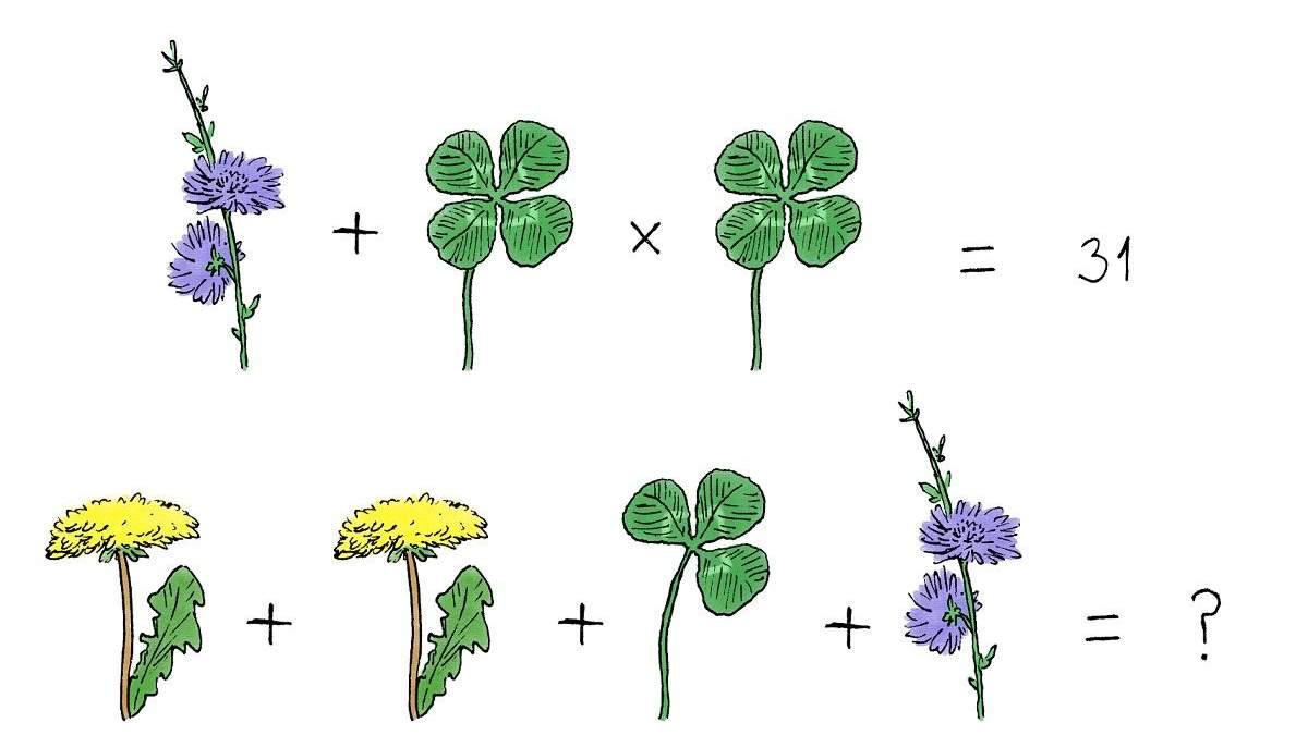 Головоломка недели: снова в школу – прокачайте ваши математические способности