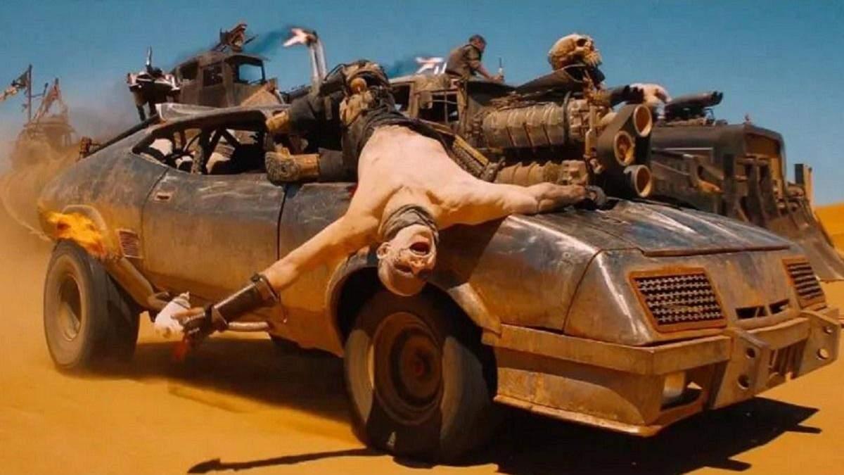"""Авто из ленты """"Безумный Макс: Дорога ярости"""" выставлены на аукцион: начальная стоимость 1 доллар"""