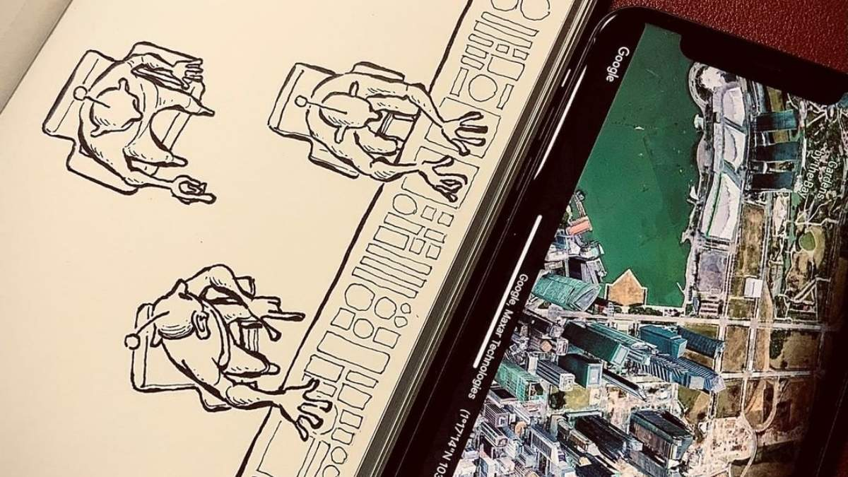 Художник создает забавные иллюстрации, которые взаимодействуют с бытовыми вещами - Развлечения