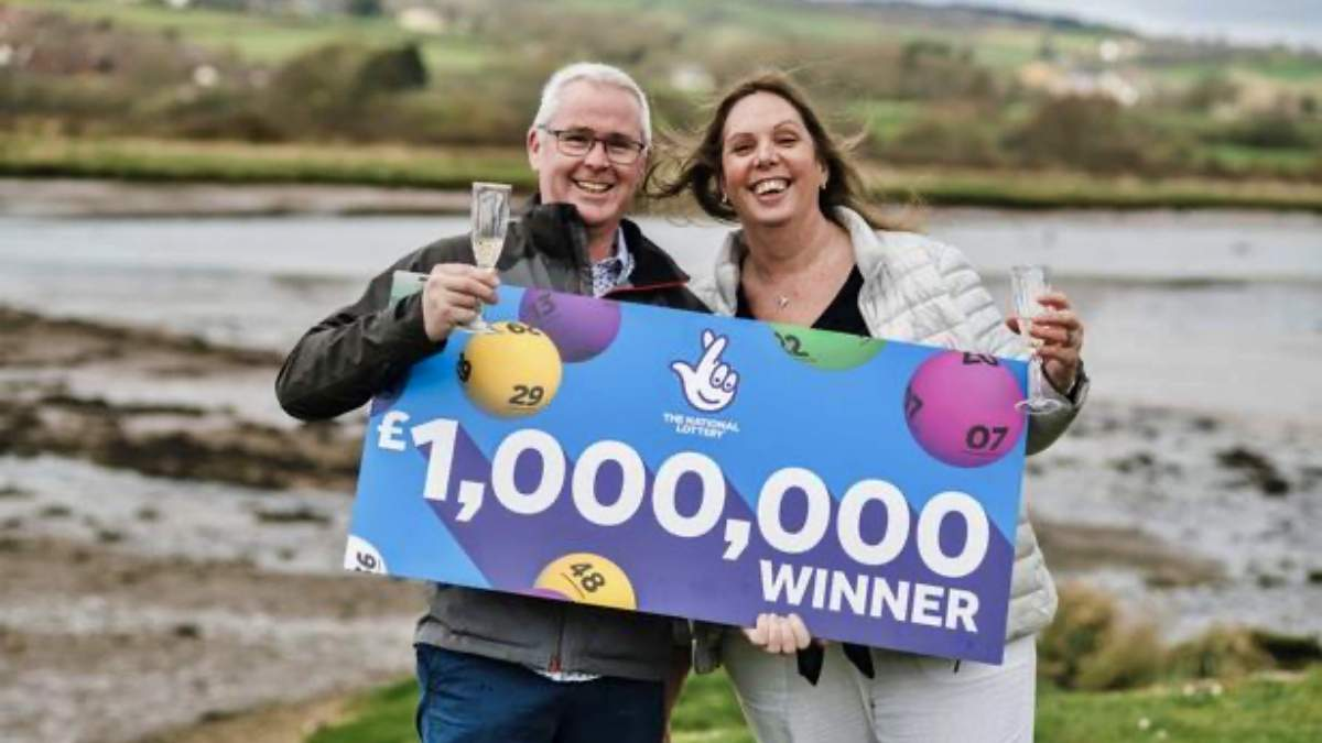Пара з Британії виграла у лотерею мільйон і за пів року витратила все: куди пішли гроші - Розваги