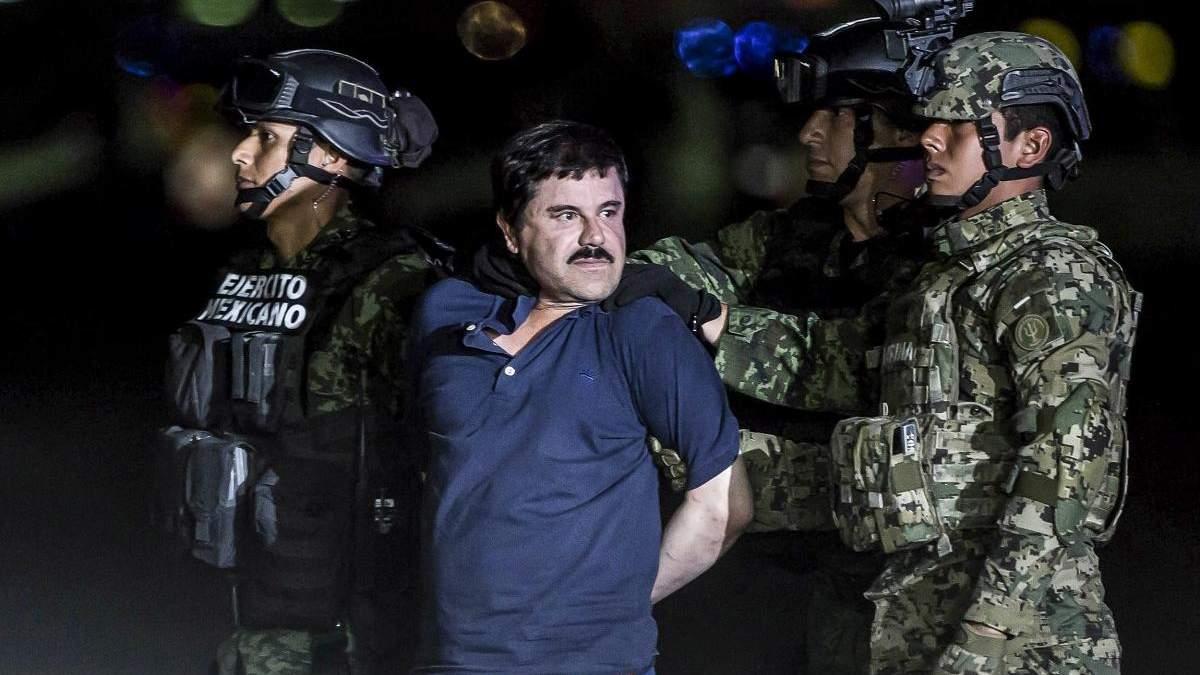 Будинок мексиканського наркобарона Ель Чапо розіграли у лотерею - Розваги