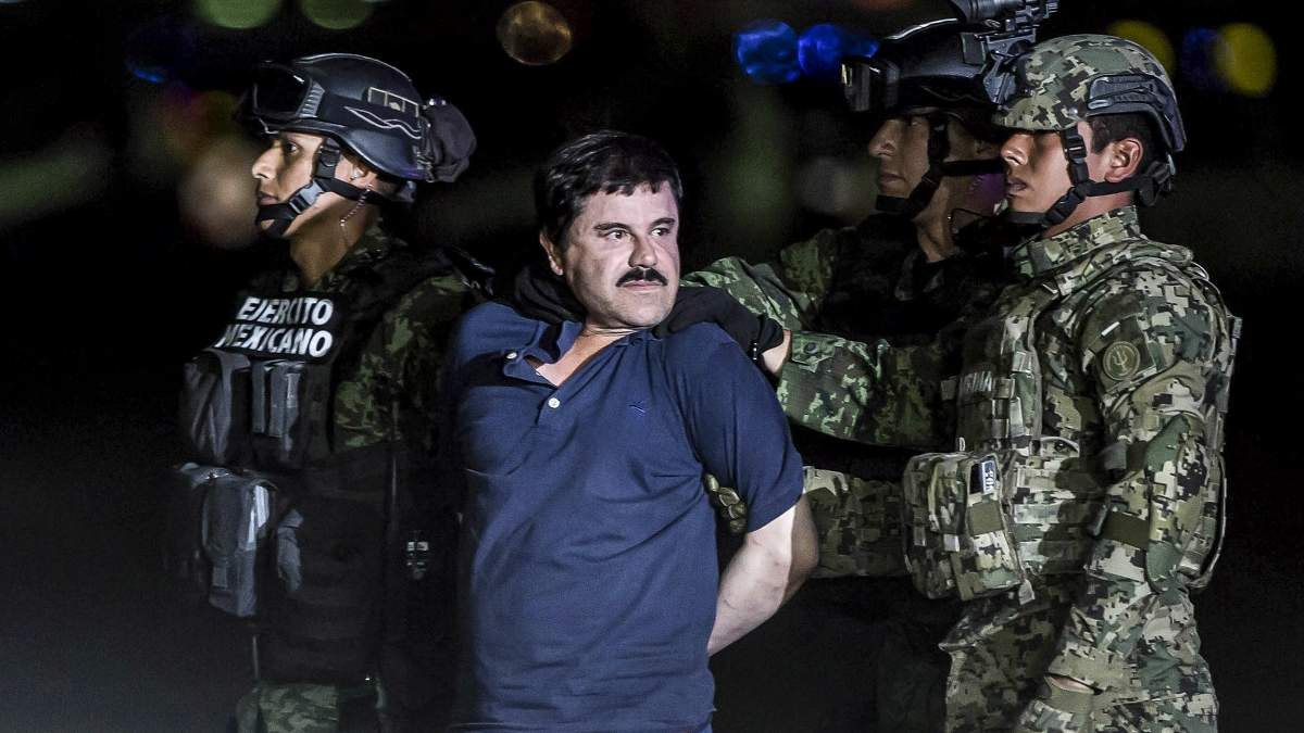 Дом мексиканского наркобарона Эль Чапо разыграли в лотерею - Развлечения