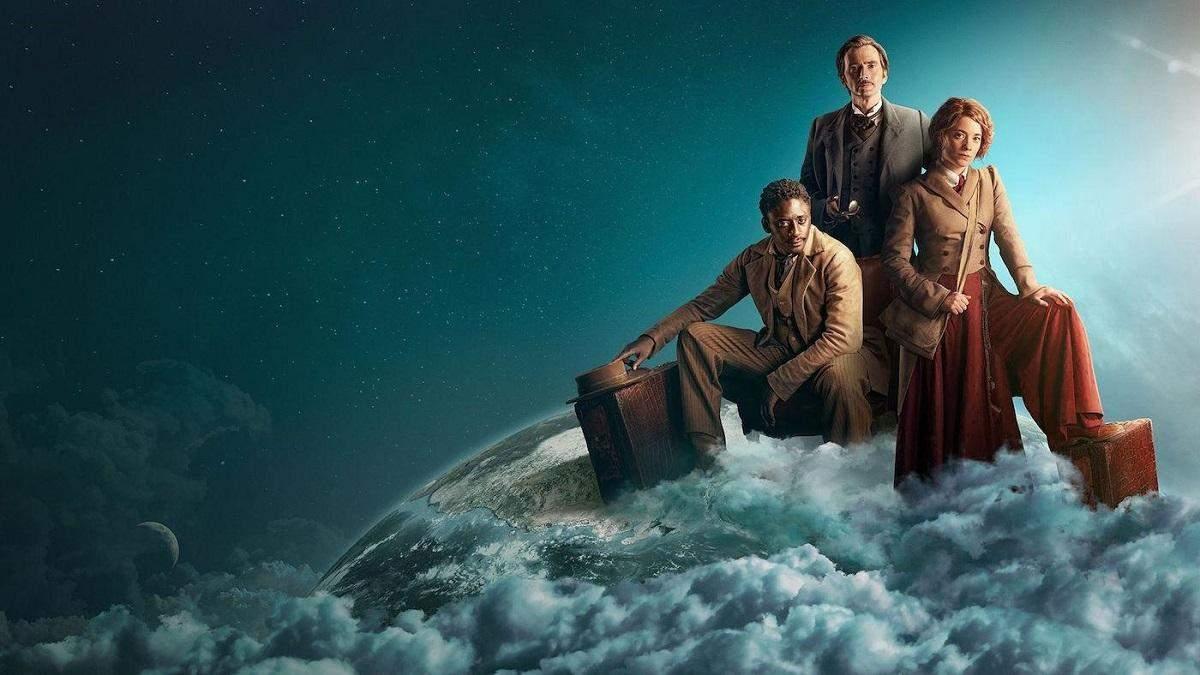 """В сети показали первый трейлер сериала """"Вокруг света за 80 дней"""" с Дэвидом Теннантом"""