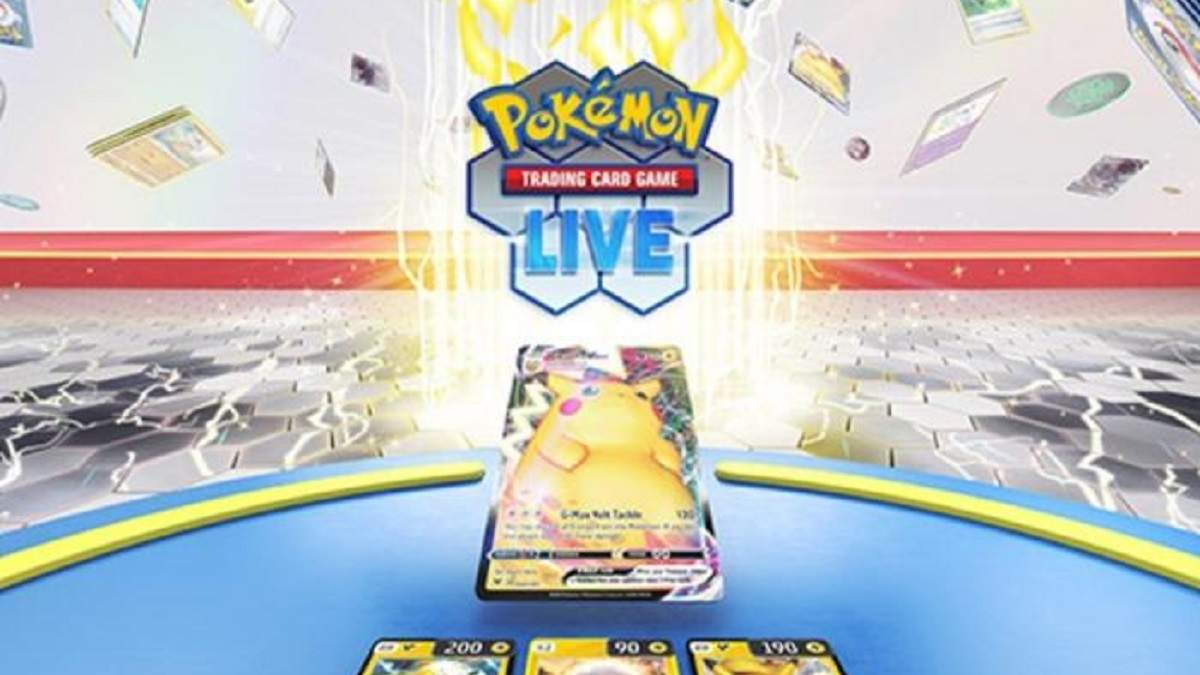 Карткову гру Pokémon Trading Card Game представили для iOS, Android, PC та Mac