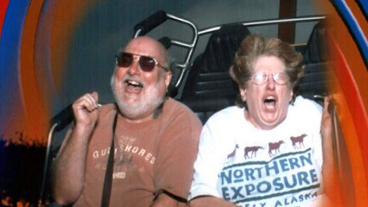Безумные развлечения: 15 курьезных фото с американских горок, которые заставят вас смеяться - Развлечения