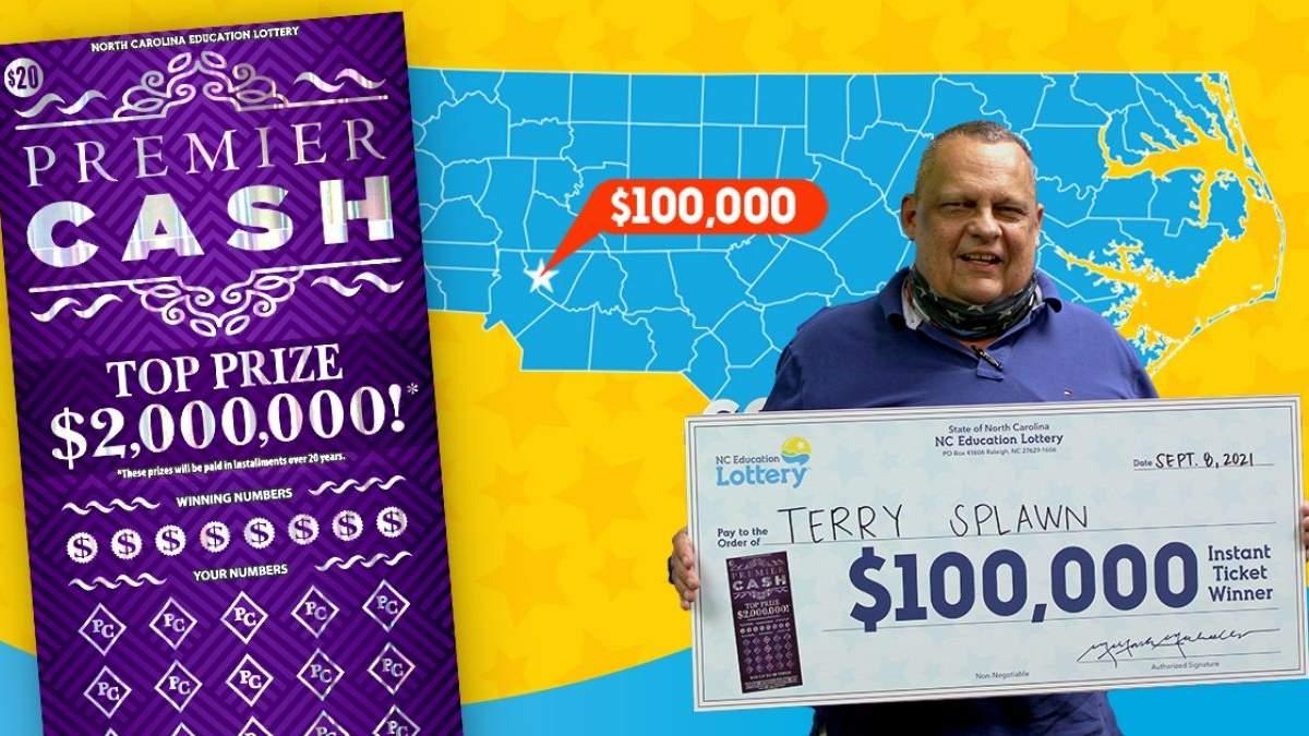 Американец выиграл в лотерею уже третий крупный джекпот за несколько лет: в чем его секрет - Развлечения