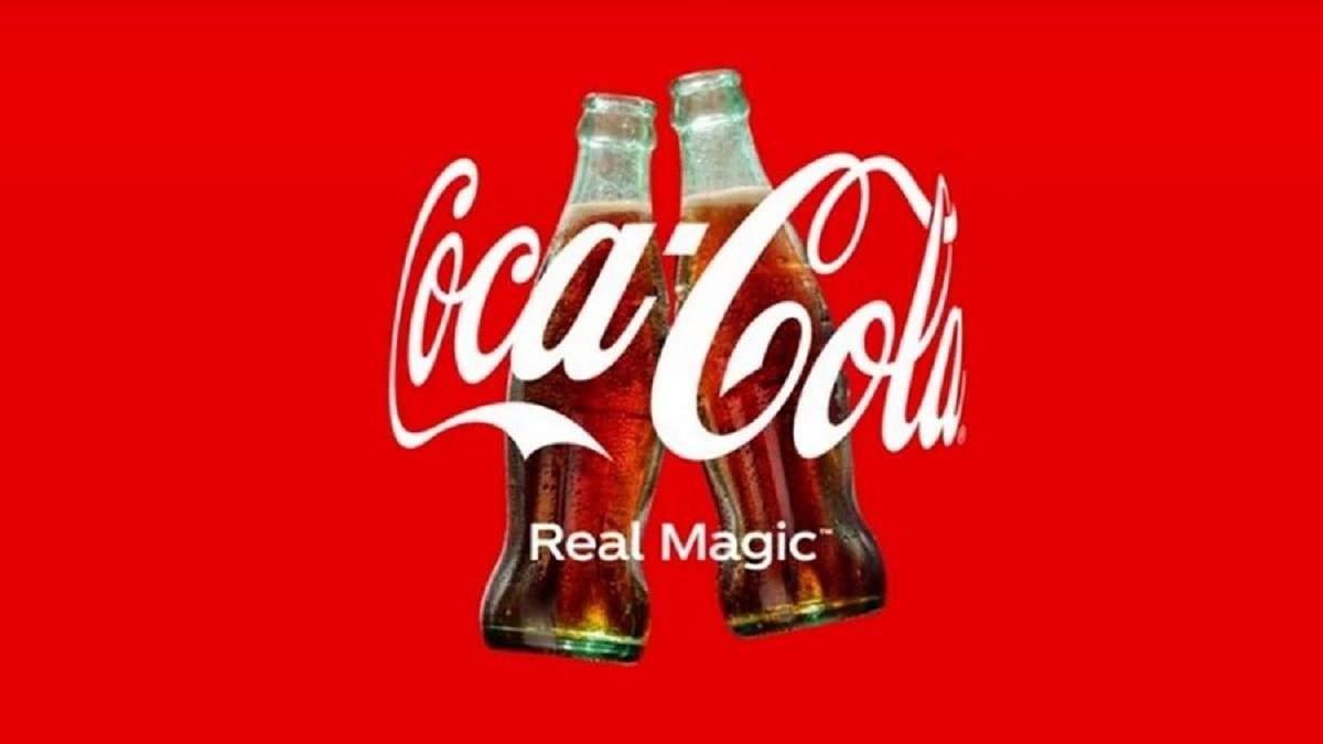 Компания Coca-Cola представила новый логотип: как часть обновленной философии бренда