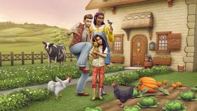 Заміське життя і домашнє господарство: представили нове доповнення до гри The Sims 4  –  трейлер