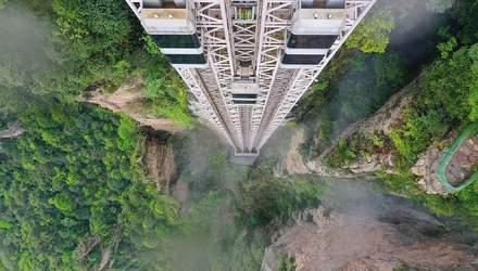 """Ліфт ста драконів – споруда, яка за хвилину доставить вас у джунглі Пандори з фільму """"Аватар"""""""