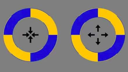 Головоломка тижня: ілюзія, яка управляє зором за допомогою простих стрілочок – що на ній не так