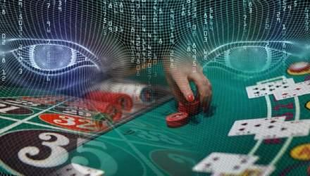Штучний інтелект у віртуальному казино: для чого його використовують