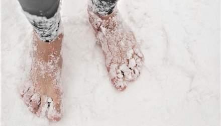 Босоніж по снігу: норвежець пробіг півмарафон в екстремальних умовах і встановив світовий рекорд