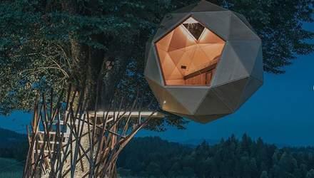 Місце для втечі: цікаві дерев'яні будиночки, в яких можна побути наодинці з природою – фото
