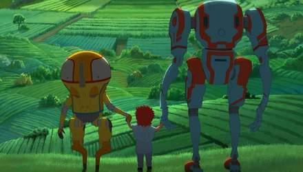 """""""Эдем"""": Netflix показал трейлер научно-фантастического японского аниме-сериала о мире роботов"""