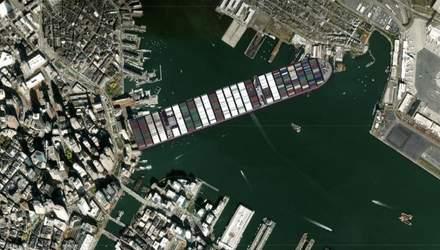 Заблокируйте любое место на карте судном Ever Given: создали новый развлекательный сайт
