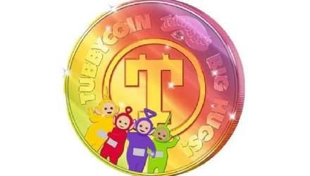 "TubbyCoin BigHugs: телепузики ""запускают"" собственную криптовалюту"