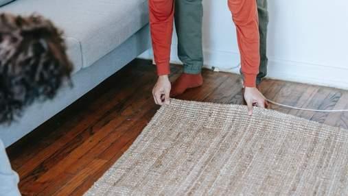Власники будинку прибрали старий килим і з'ясували: у 50-х тут були грандіозні вечірки