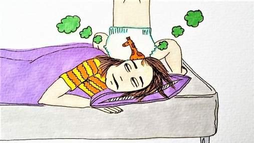 То, чего не показывают в инстаграме: 30 забавных комиксов о реалиях материнства